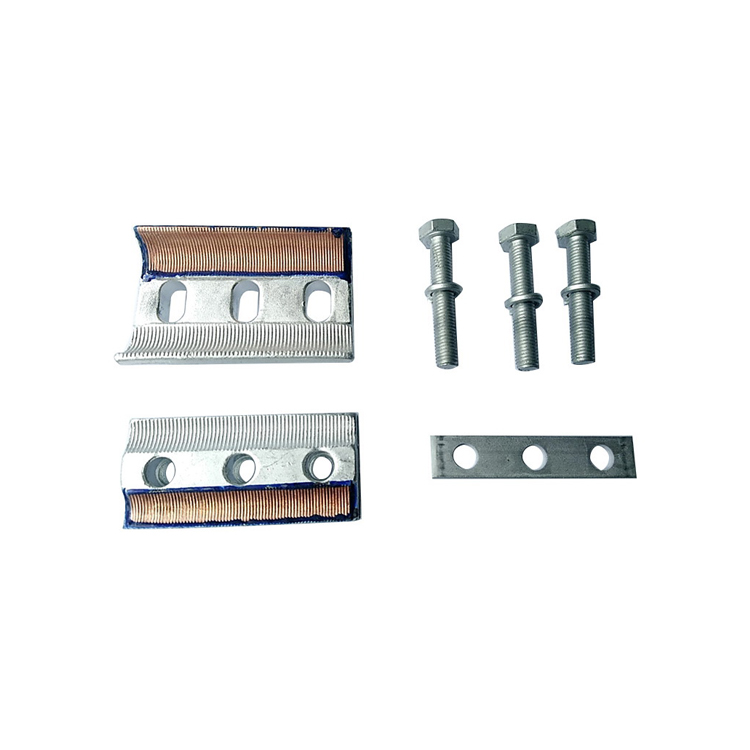 CAPG-C3 Adjustable Copper Aluminium Bolts Type Bimetallic Parallel Groove PG Clamp